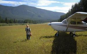 Protect your right to take your kids fishing via airstrip